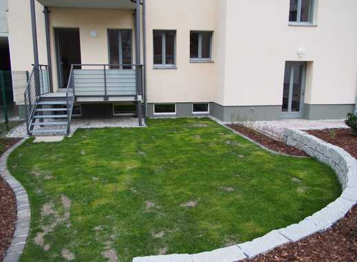 Gartenwohnung im Designer-Energie-Sparhaus mit Loft-Charakter