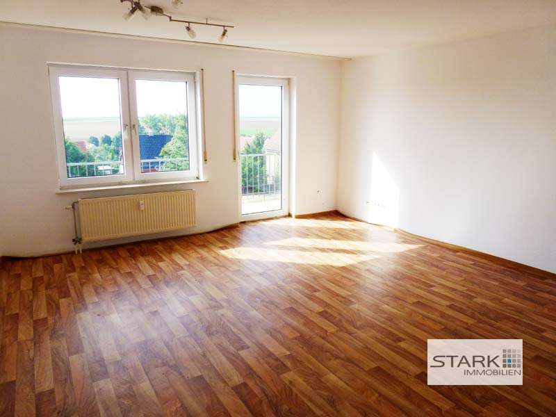 Geräumige 3-Zimmerwohnung mit Balkon und Gartennutzung! in