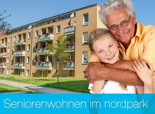 Wohnanlage für betreutes Wohnen – seniorengerechte Wohnungen im nordpark