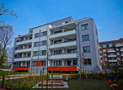 2 Zi-, Wohnung mit großem Balkon