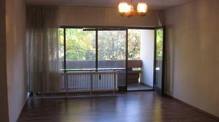Stilvolle, gepflegte 1-Zimmer-Wohnung mit Balkon und EBK in Ingolstadt in Nordwest