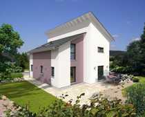 Topp modernes Einfamilienhaus mit versetztem