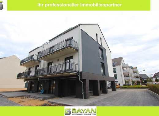 SAYAN Immobilien - Die letzten 2 Wohnungen...tolle Neubauwohnung mit 2 Balkonen in Hermülheim -