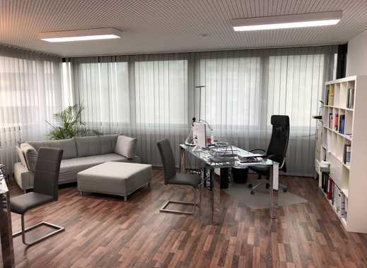 Helle Büroräume im Norden von Düsseldorf