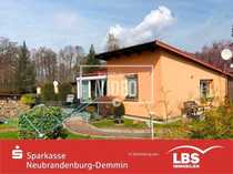 Ganzjährig nutzbares Ferienwohnhaus mit Wintergarten