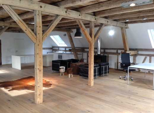 Einzigartiges Loft in einer Industriebrache - Büro und Wohnen unter einem Dach