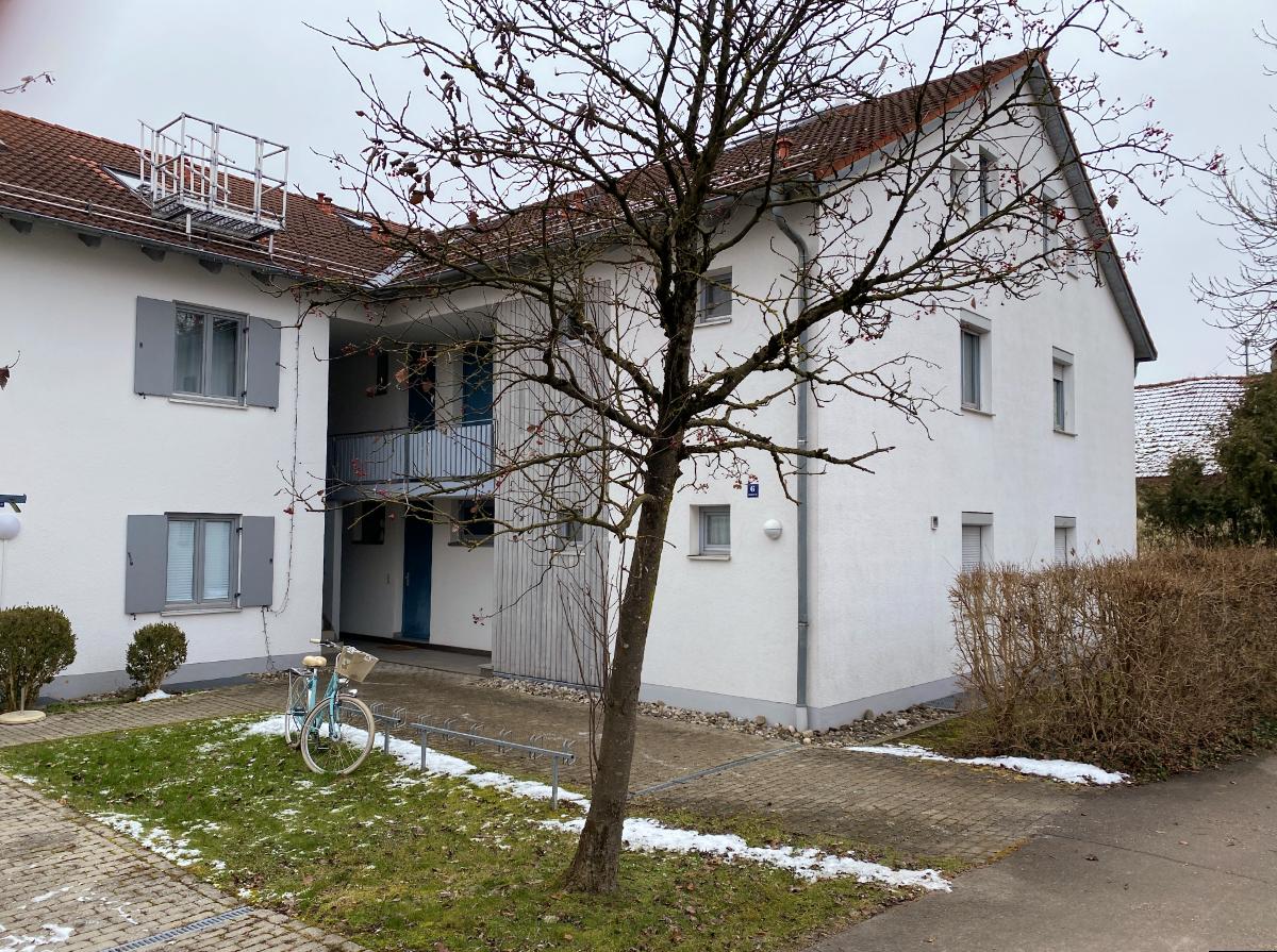 Maisonette 3 Zi. Wohnung m. Balkon, Keller und TG in