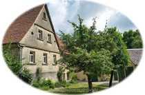 Wunderschönes Landhaus in grüner Dorfidylle