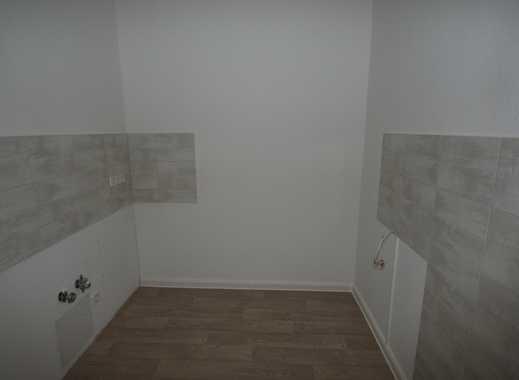 2-Raumwohnung im Erdgeschoss mit modernem Bodenbelag