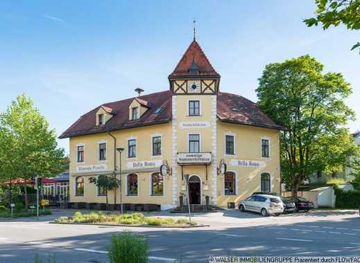 WALSER: Denkmalgeschütztes Juwel: Das Waldschlösschen – Top-Investment mit historischem Flair