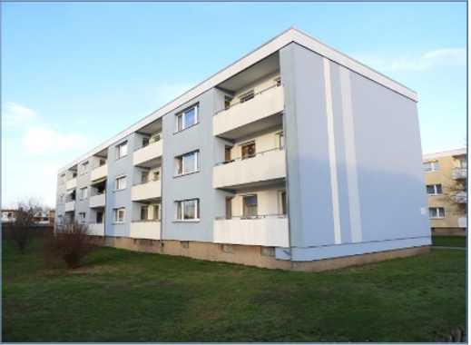 Vollständig renovierte 4-Zimmer-Wohnung mit Balkon in Stolzenau