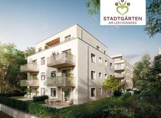 Helle und gemütliche 3,5-Zimmer-Wohnung mit tollem Süd-West-Balkon