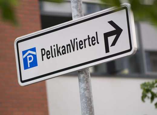 Tiefgaragenstellplatz im PelikanViertel Hannover - Ihr Auto sicher und bequem abstellen