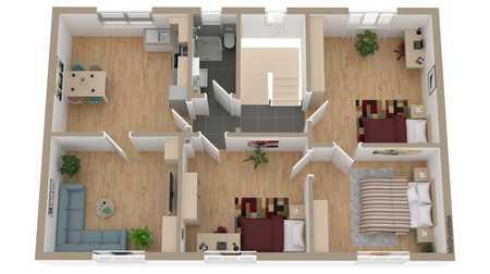 Komplett renovierte 5-Zimmer-Wohnung im Süden Straubings in Kernstadt (Straubing)