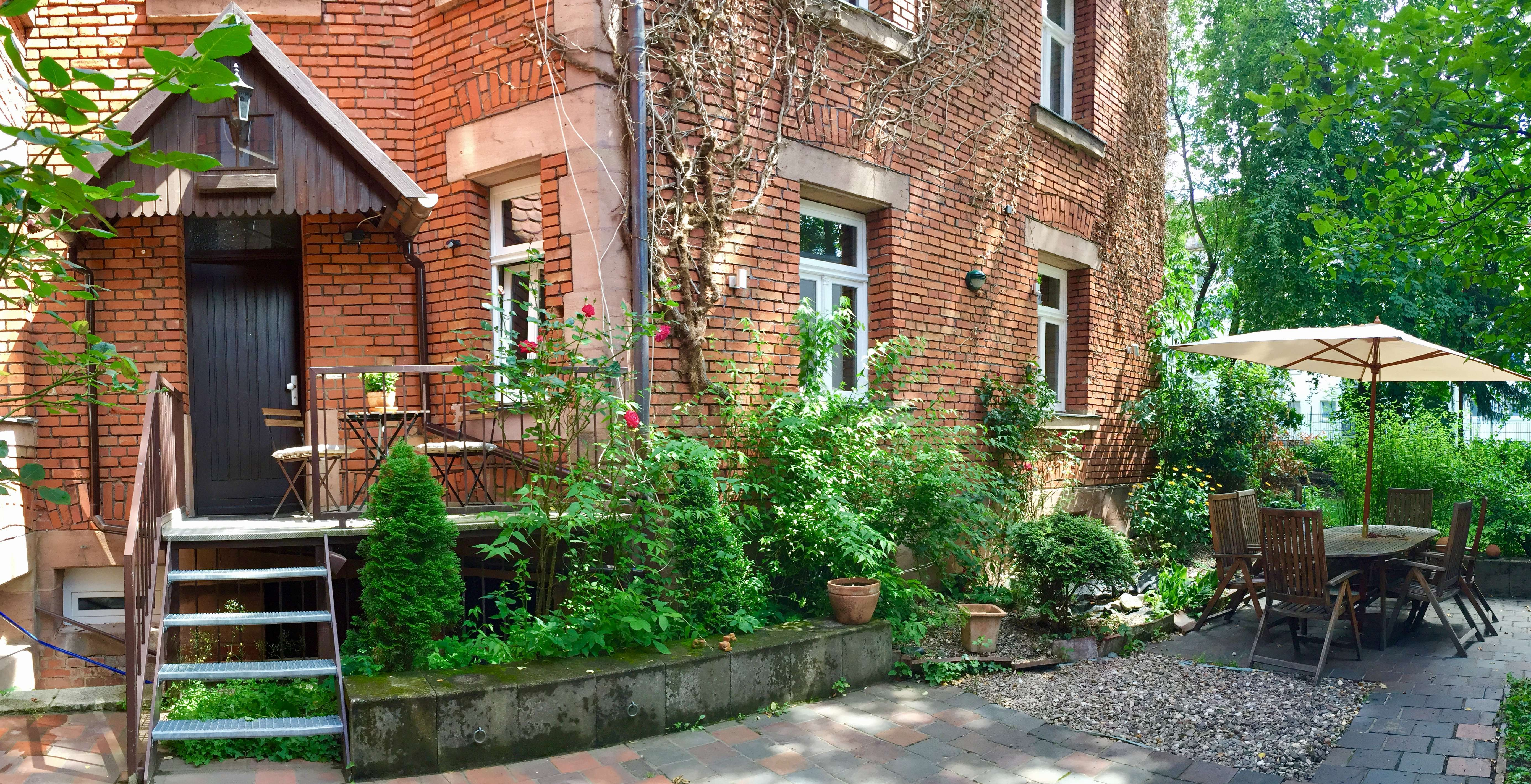 Mobiliertes 2 Zimmer Apartment im beste Lage in St. Johannis (Nürnberg)