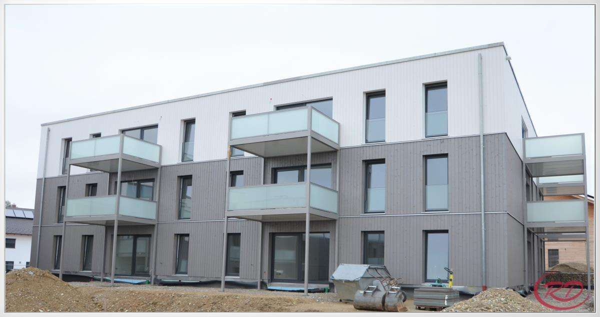 ERSTBEZUG! Altersgerechte 2-Zimmer-Wohnung mit Südbalkon ++Robert Decker Immobilien++ in Eiselfing