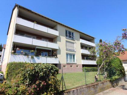 3 Altbauwohnungen zu mieten in der Gemeinde Neustadt an der Weinstraße