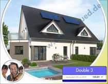 Doppelhaus-Hälfte für die ganze Familie