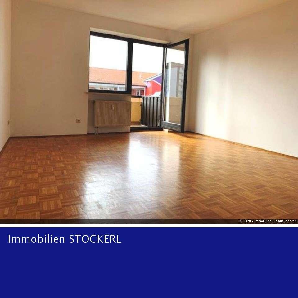 ***Schöne Single-Wohnung mit Balkon im Stadtwesten*** in Westenviertel (Regensburg)