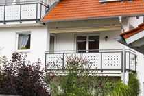 Neuwertige 4-Zimmer-Wohnung mit Balkon und