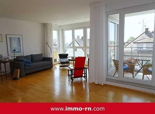 *** Exklusive & teilmöblierte 2 ZKB Wohnung mit Balkon & TG-Stellplatz in der Panoramastraße ***
