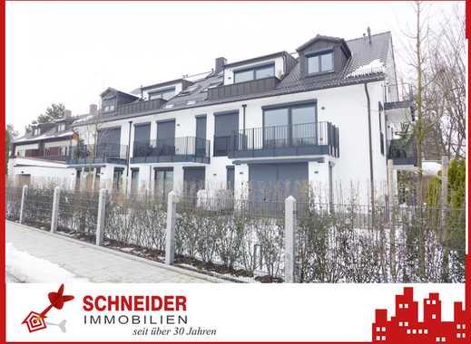 IMMOBILIEN SCHNEIDER - Neubau - traumhaft sonnige 3-Zimmer-DG-Wohnung mit bester Ausstattung