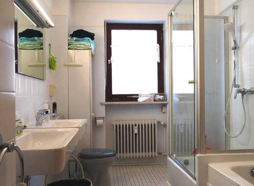 Mieten auf Zeit im Einzel- oder Doppelzimmer komplett eingerichtet für 4er WG