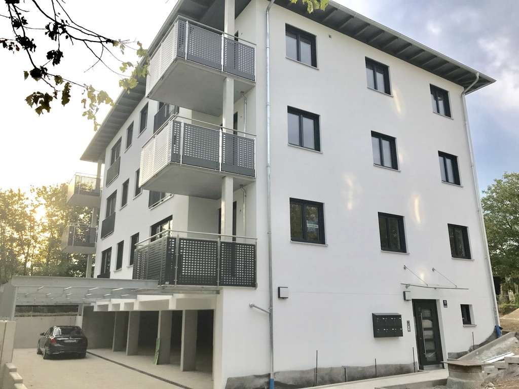 Neubau: Für anspruchsvolle Mieter - Gute und grüne Lage, gehobene Ausstattung in Obermenzing (München)