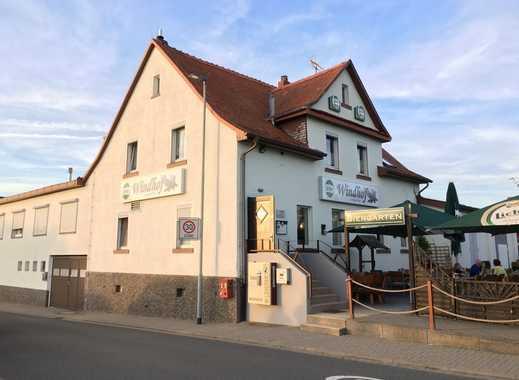 Attraktives Wohn.- und Geschäftshaus in Ortsrandlage von Butzbach