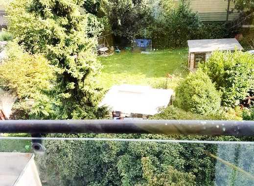 Bremen Lesum Burgdamm:wunderschöne Loftartige Wohnung offen geschnitten mit eigenem Garten ca 90m²