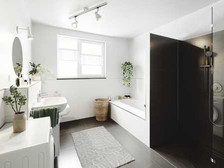 4-Zimmer-Neubau-Mietwohnung für Personen mit WBS Einkommensstufe 3 in Coburg-Zentrum (Coburg)