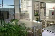 projektierte Büroflächen im Hamburger Westen
