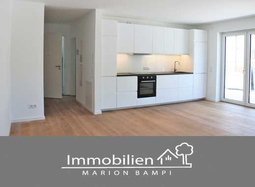 Neubau! - Exklusive 1-Zi-Wohnung mit moderner Einbauküche!