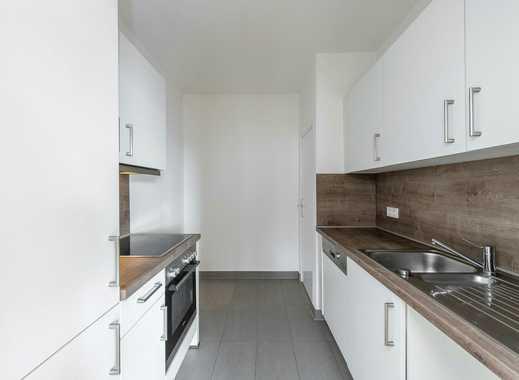 3-Zimmerwohnung mit Einbauküche, Parkett und Wannenbad