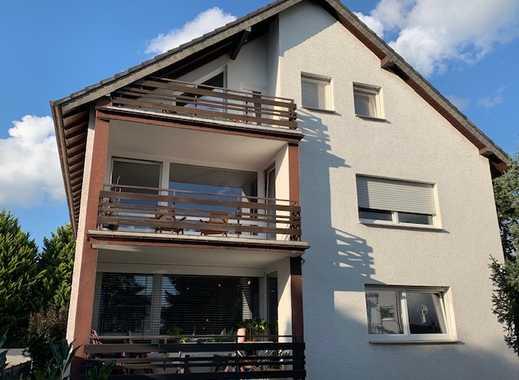 Gepflegte-Freundliche 3-Zimmer-Dachgeschosswohnung mit Süd-Balkon in Erzhausen