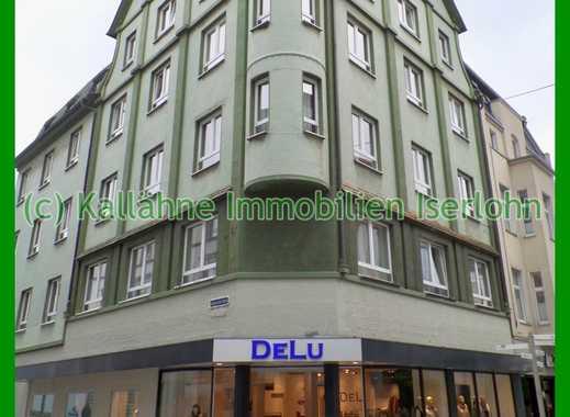 Renovierte City-Wohnung in der Iserlohner Innenstadt !
