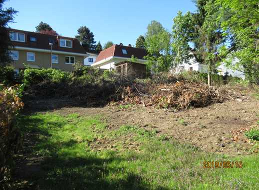 696 m2 Bau- Grundstück in Wuppertal, Nähe der Barmer Anlagen