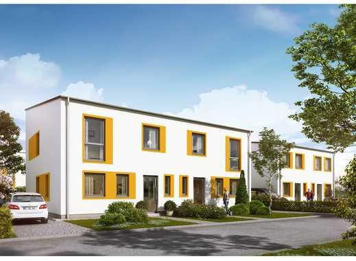 Doppelhaushälfte mit modernem Wohnkomfort in traumhafter Wasserlage