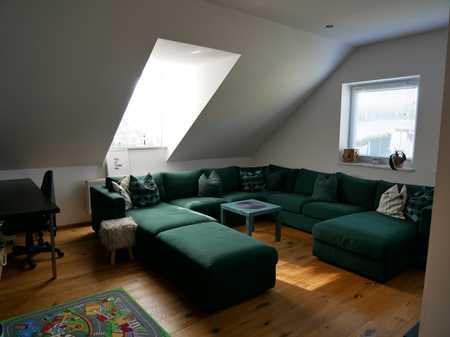 gepflegte 4-Zimmerwohnung in ruhiger Lage sucht  ruhige Mieter in Weihmichl