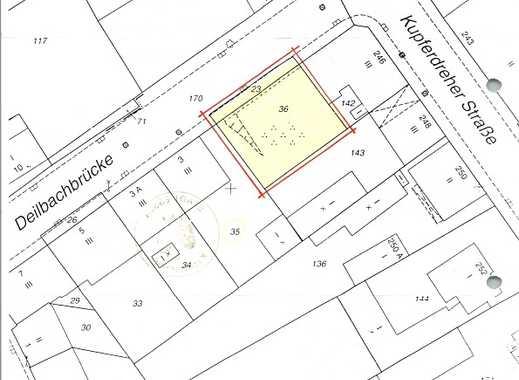 E.-Kupferdreh Ortsrand Bauplatz für III gesch. MfHs III / Baulücke