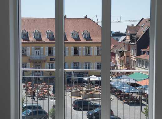 Dachgeschosswohnung am Historischen Marktplatz