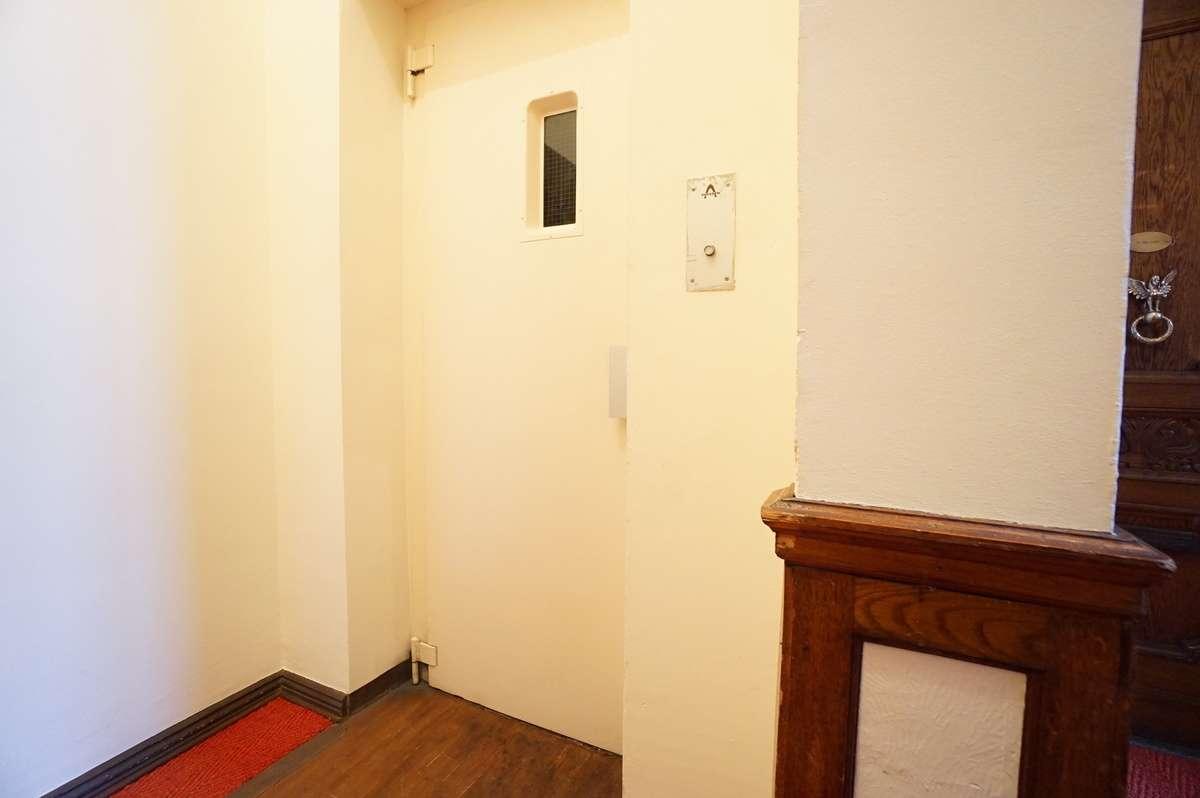 Aufzug bis auf die Etage