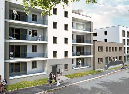 S+S Immobilien - Stadthaus Eisenstraße - Neubau - Mehrfamilienhaus mit 13 Wohneinheiten - Marburg