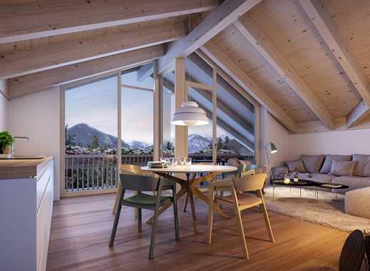 ERSTBEZUG - DACHGESCHOSSWOHNUNG Luxuriöse 3-Zimmer-Wohnung mit großem Balkon