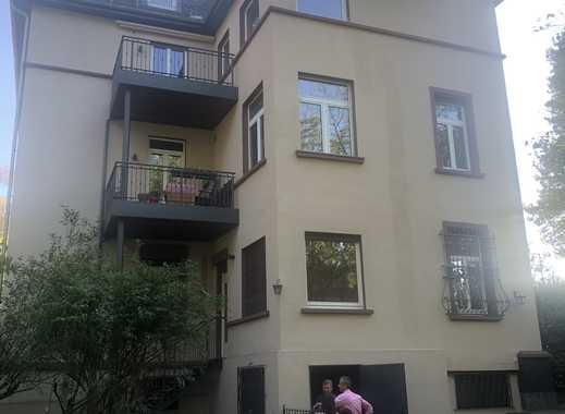 Wohnen an der Grenze zu Frankfurt - Helle 4 Zimmer mit EBK - ca. 135 qm