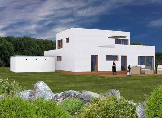***Kaarst - Exklusives Wohnen im Bauhausttil mit Einliegerwohnung und großer Dachterrasse***