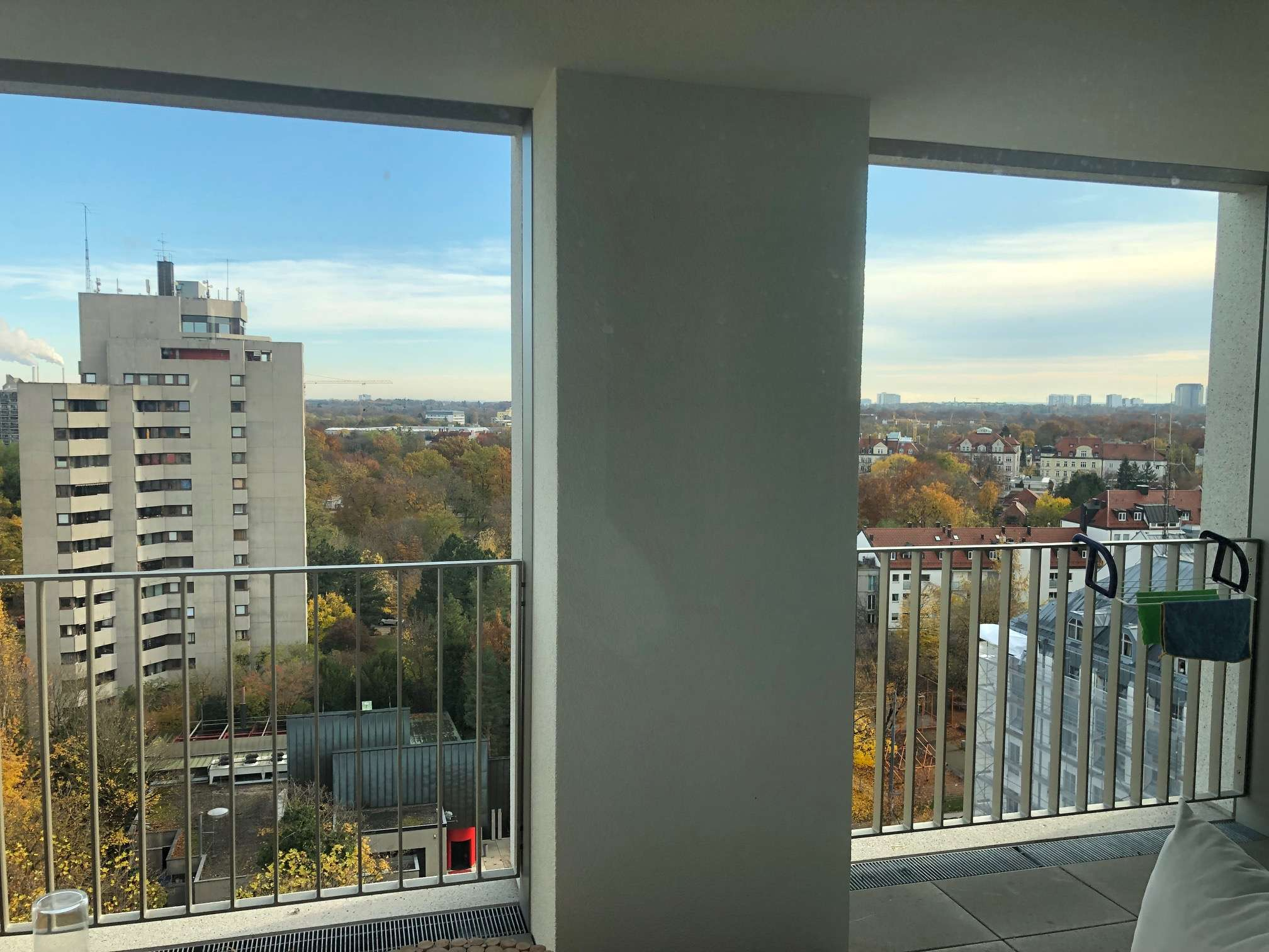 Exklusive 3-Zimmer-Wohnung mit Balkon und Einbauküche in Schwabing, München in Schwabing (München)