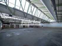 Lagerhalle bis Ende 2019 befristet