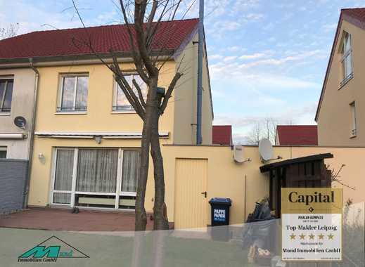 neuwertige DHH mit Garten und Garage in Paundorf. Weberknechtstraße 37 zur Miete