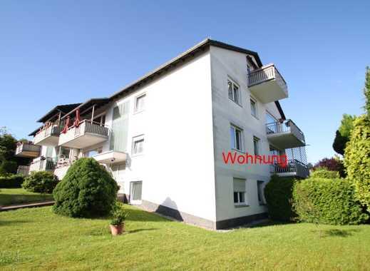 SCHICKE 3-ZIMMER-WOHNUNG,1. OG, TGL-Bad,Südbalkon,ca.70 qm Wfl.,Keller,Garage,Gemeinschaftsgarten...